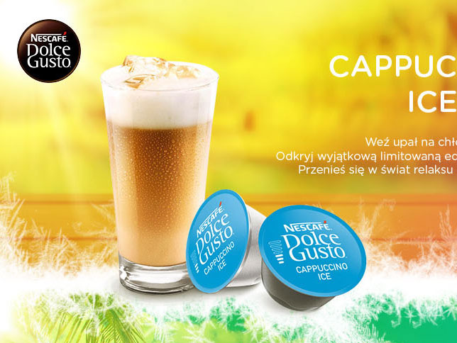 Dolce Gusto Ice Cappuccino